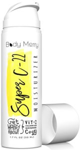 Body Merry - Super C-22 Moisturizer - anti-aging skincare routines