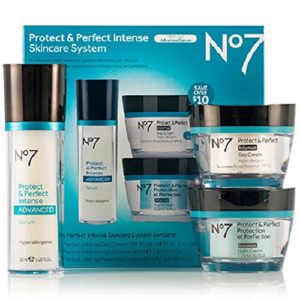 Boots No7 Protect and Perfect Intense Advanced Skincare System
