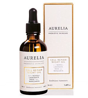 Aurelia Probiotic Skincare Cell Repair Night Oil