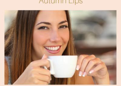 luscious autumn lips