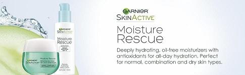 Garnier SkinActive Oil Free Moisturizers