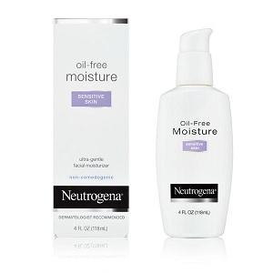 Neutrogena Oil Free Moisturizers