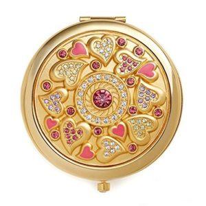 Jinvun Compact Purse Mirror - valentine's day gifts
