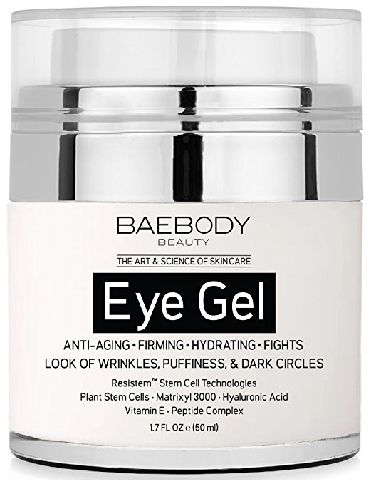 Summer to Autumn Skincare - Baebody Eye Cream for Dark Circles