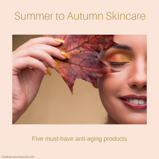 autumn skin care