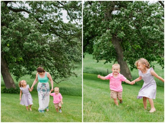 Mommy and Me Session | Infertility and Adoption Awareness | The Turquoise Project | Iowa Photographer | CB Studio