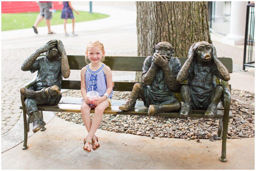 Family Vacation at Lake Okoboji, Iowa | Arnold's Park | CB Studio