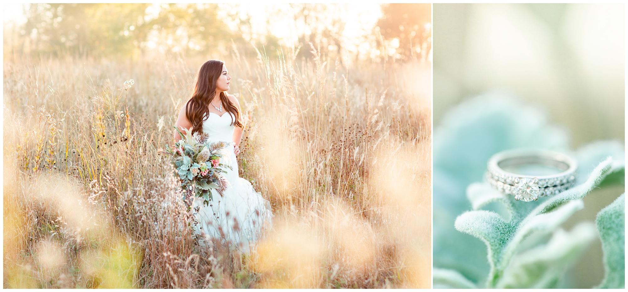 Fall Bridal Portrait Session