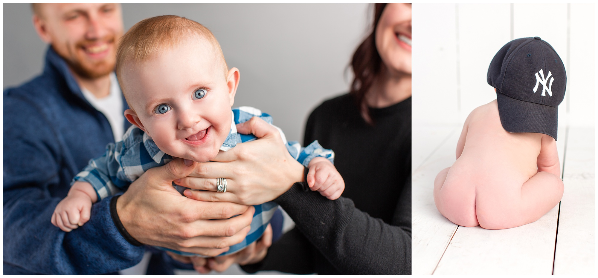 Baby Eli is 6 Months!