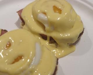 Extra Virgin Olive Oil Hollandaise Sauce