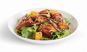 Asian Spicy Tangerine Chicken