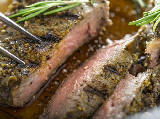 Smoked Bacon Chipotle Steak