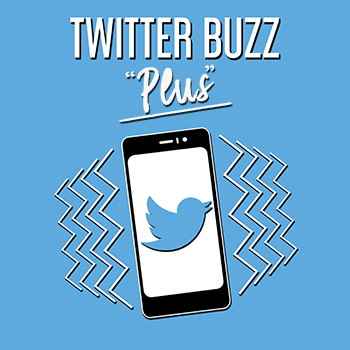 "Twitter Buzz ""Plus"" Social Media Marketing Service from CLG Music & Media"