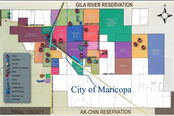 Where Should You Live In Maricopa Sellmymaricopahome Com