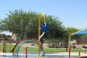 Sorrento Splash Pad