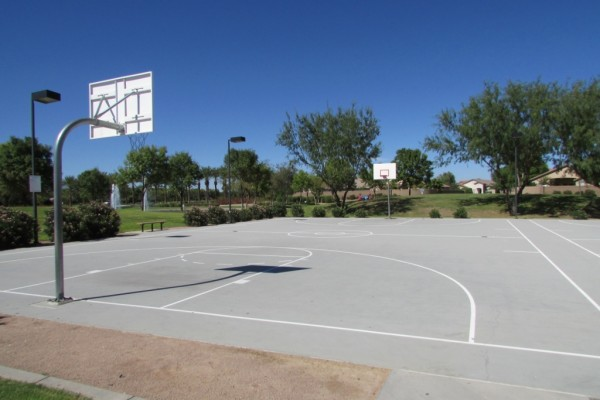 Villages Basketball Court