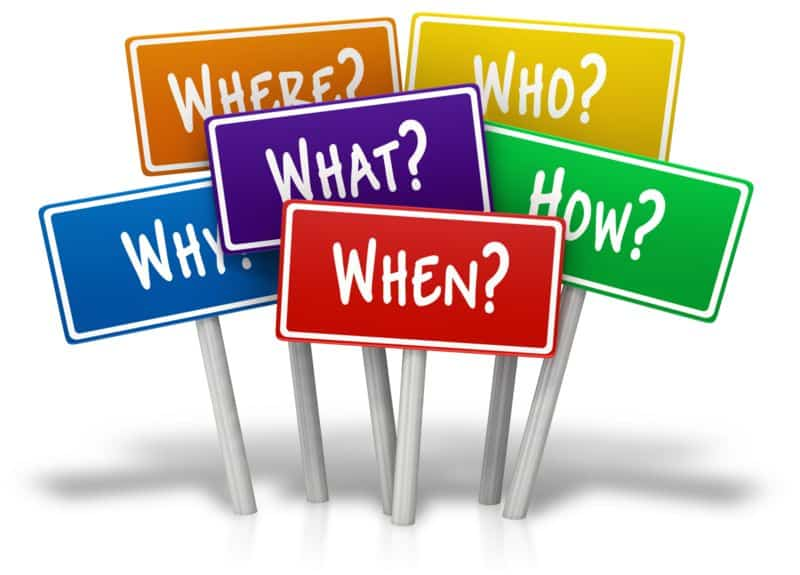 What Questions Are Home Buyers Asking?