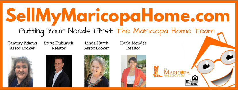 Sell or Buy a Home in Maricopa