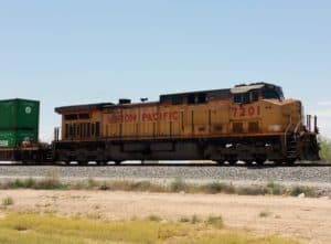 Railroads in Maricopa