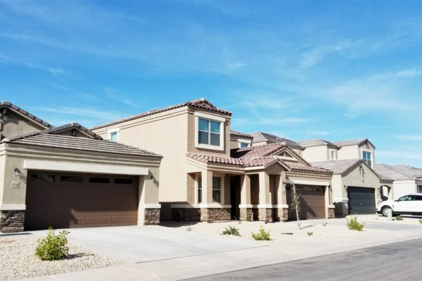 Homes in Santa Rosa Springs Subdivision