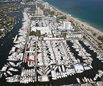 Aerial-view-of-Fort-Lauderdale-International-Boat-Show