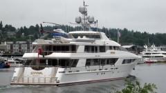 Seattle Superyacht, Pacific Northwest Superyachts, Fraser