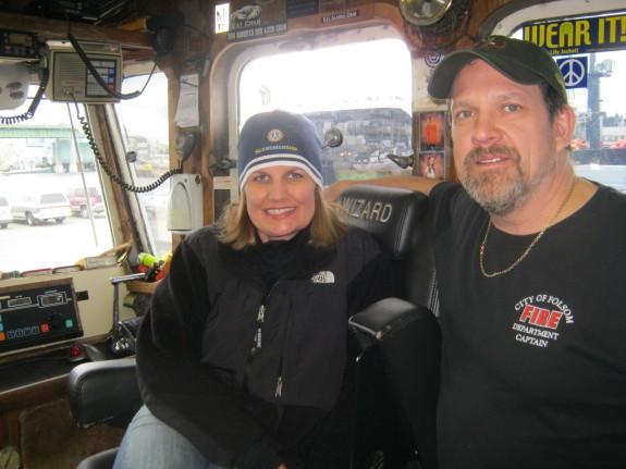 3. Naknek Sea Gal, Publisher Salty Dog Boating News & Monte, AKA Mouse!