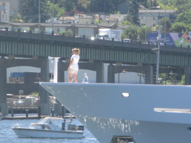 ELISA, Christensen Seattle Superyacht, Seattle PNW