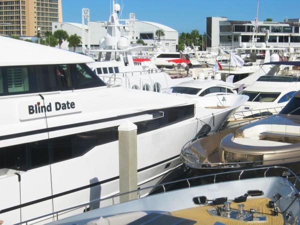 FLIBS 2015, United Yacht Transport, East & West Coast Shipping Leader