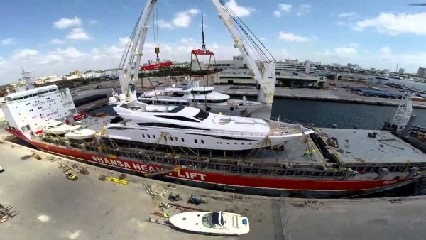 United Yacht Transport, NW Top Pick, East & West Bound Yacht Shipping, Fall & Winter Season