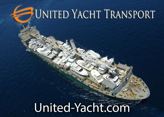 United Yacht Transport, North American Leader In Yacht Transport
