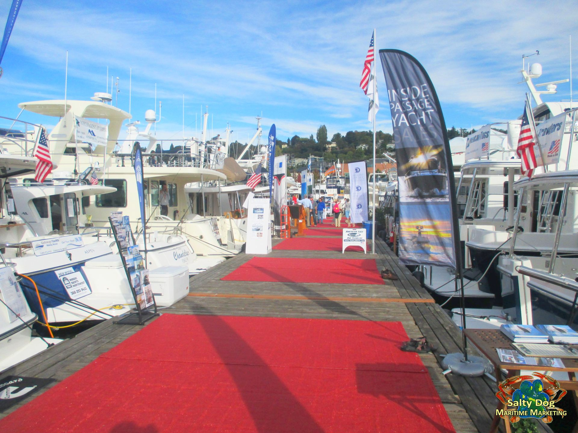 Seattle Boat Show 2020 Dates.Seattle Boat Show Boats Afloat Show Moves To Everett In