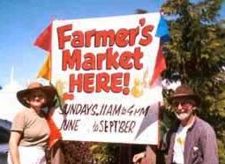 Everett Farmer's Market back on Waterfront Sunday