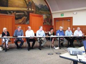 Everett Planning Commission meeting on Central Everett WaterfrontPlan