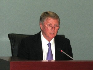 Everett Mayor Ray Stephanson