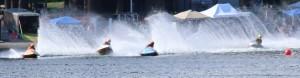 Hydros on Silver Lake