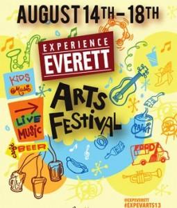 Experience Everett Arts
