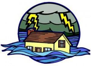 Everett, WA flood picture