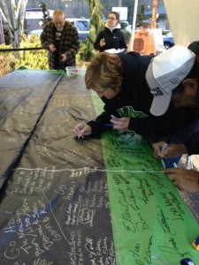McClain signing banner 2