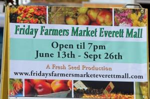 Everett Mall Farmers Market