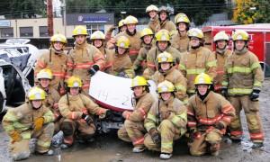 EvCC Fire Academy graduates