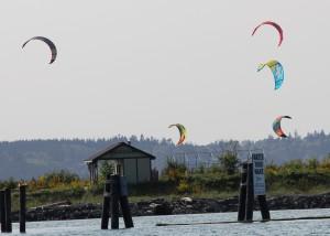 Kiteboarding 1