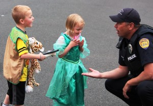 cop with kids 1
