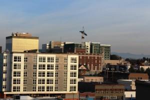 downtown Everett