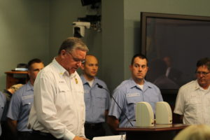 Everett Fire Chief