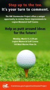 Legion golf