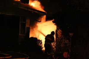 Wetmore fire