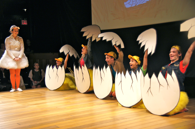 can do duck musical