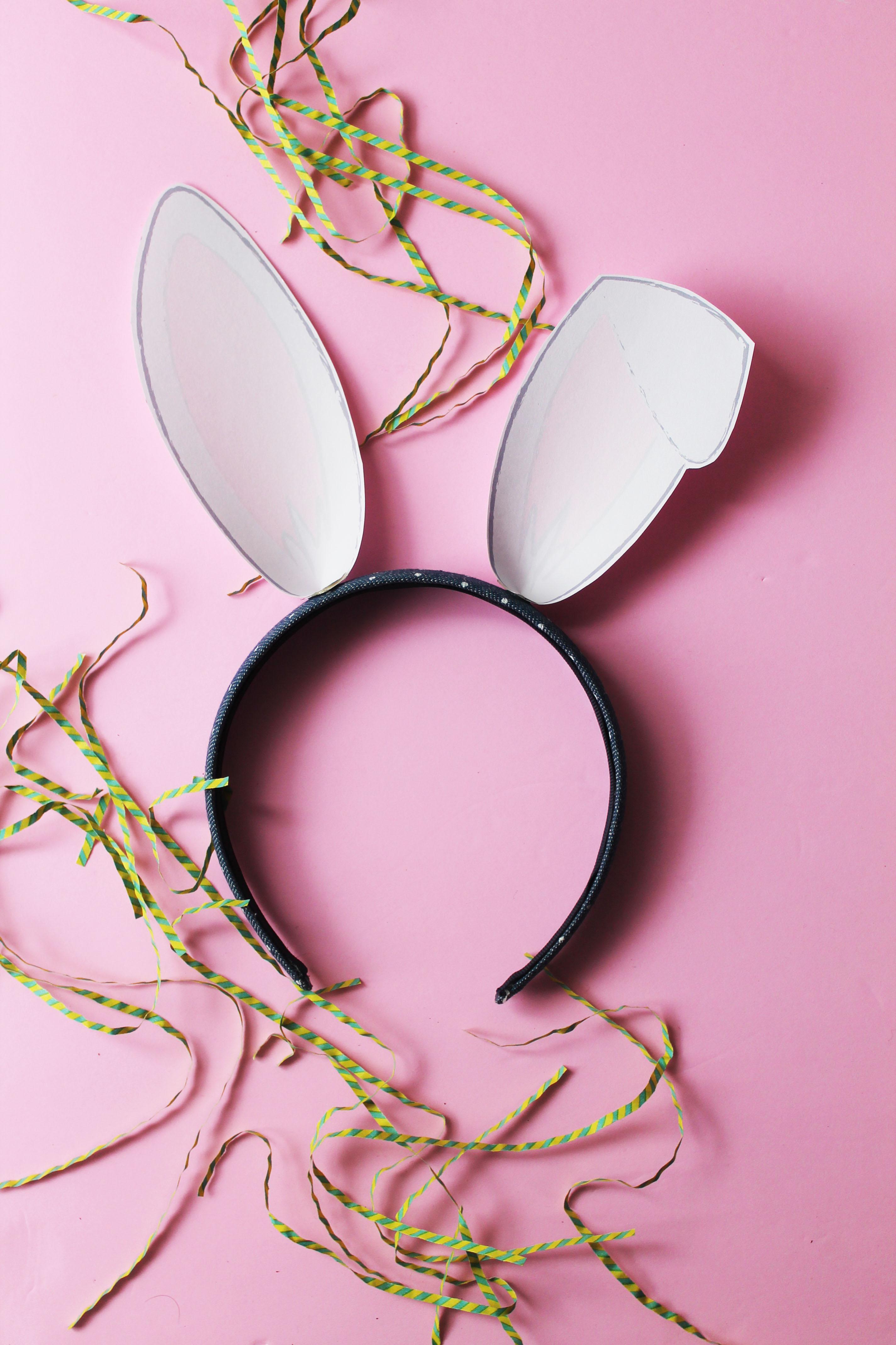 target easter bunny headband