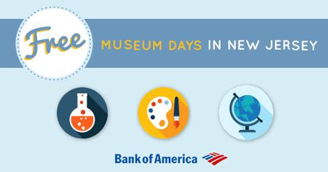 free museum days nj